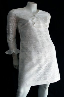 Vintage 60s lace dress