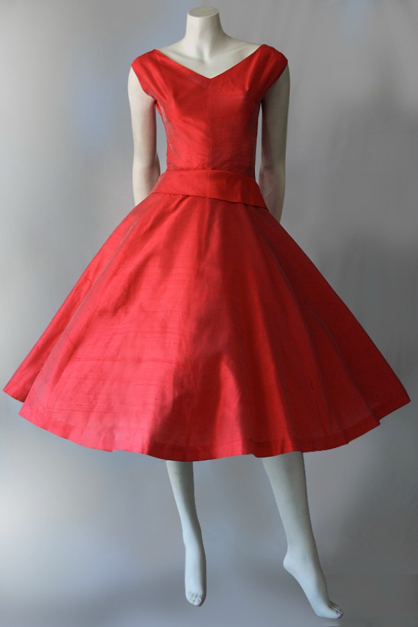 1950s dress by Pam Rogers