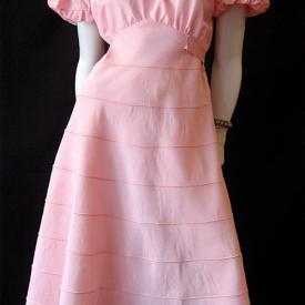 Vintage 1930s long dress