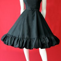 original vintage 50s dress by Doris Dodson