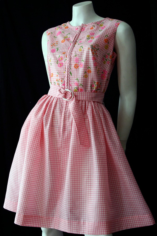 042e51a116 Vintage 60s dress by Swirl with tags - Vintage Clothing